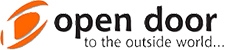 Open Door Adventure Logo
